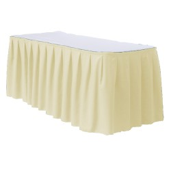 Table Skirt 14' Polyester