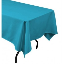 Rectangular Tablecloth 45x54 Polyester Available multiple colors